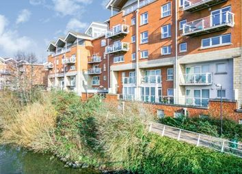 Thumbnail 1 bed flat for sale in Palma House, Judkin Court, Cardiff Bay, Cardiff
