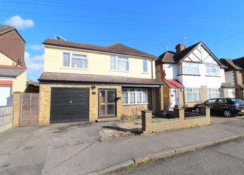 Thumbnail 4 bed detached house for sale in Linkscroft Avenue, Ashford