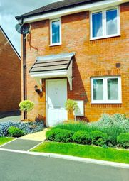 Thumbnail 2 bedroom semi-detached house for sale in Trowbridge Close, Swindon
