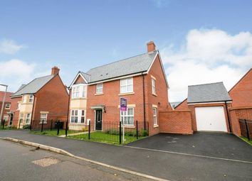 4 bed detached house for sale in Novello Drive, Biggleswade, Bedfordshire SG18