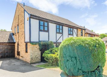 Thumbnail 3 bed semi-detached house for sale in Coulters Close, Weavering, Maidstone, Kent