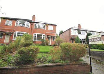 Thumbnail 3 bed semi-detached house for sale in Sapling Road, Swinton, Manchester
