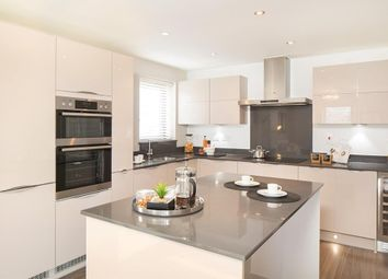 "Thumbnail 5 bed detached house for sale in ""Stratford"" at Kepple Lane, Garstang, Preston"