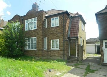 Thumbnail 2 bed flat to rent in Woodcock Hill, Kenton, Middlesex