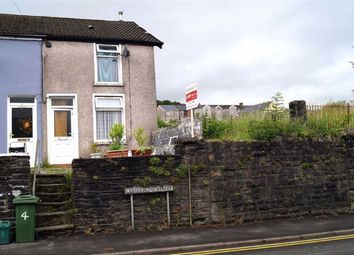 Thumbnail 2 bed end terrace house for sale in Commercial Street, Mountain Ash