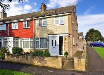 3 bed end terrace house for sale in Monmouth Close, Rainham, Gillingham, Kent ME8