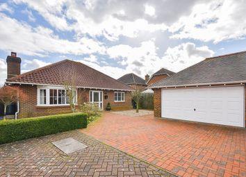 Thumbnail 3 bed detached bungalow for sale in Bittern Close, Hawkinge, Folkestone
