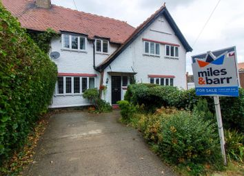 Thumbnail 4 bedroom semi-detached house for sale in Kingsgate Avenue, Broadstairs