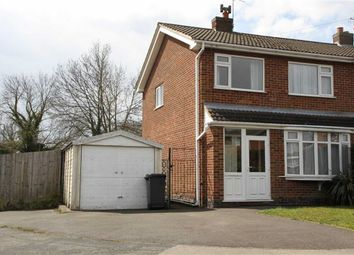 Thumbnail 3 bed semi-detached house to rent in Pentland Close, Hinckley