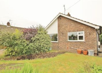 Thumbnail 2 bed bungalow to rent in Oaklands, Camblesforth, Selby