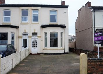 Thumbnail 4 bed semi-detached house for sale in Zetland Street, Southport