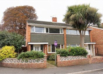 Thumbnail 3 bed semi-detached house for sale in Lordington Close, Portsmouth