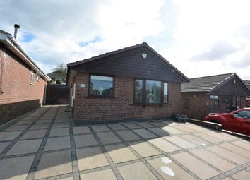 Thumbnail 2 bed detached bungalow for sale in Regency Close, Talke Pits, Stoke-On-Trent