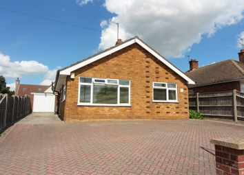 Thumbnail 2 bed detached bungalow for sale in Long Lane, Bradwell