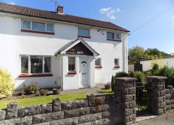 Thumbnail 3 bed semi-detached house for sale in Orchard Cottage Main Road, Coychurch, Bridgend.