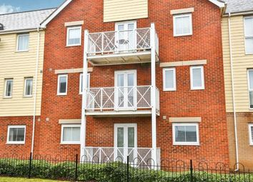 Thumbnail 2 bed flat for sale in Costessey, Norwich, Norfolk