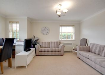 Thumbnail 2 bed flat to rent in Rushmon Court, Barker Road, Chertsey, Surrey