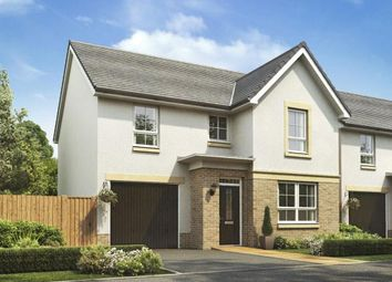 "Thumbnail 4 bedroom detached house for sale in ""Dalmally"" at Frogston Road East, Edinburgh"