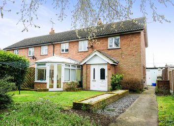 Thumbnail 4 bed semi-detached house for sale in Parklands, Ufford, Woodbridge