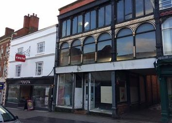Thumbnail Retail premises to let in 40, High Street, Whitchurch, Shropshire