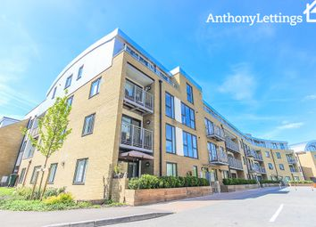 Thumbnail 2 bedroom flat to rent in Evron Whalf, Hertford