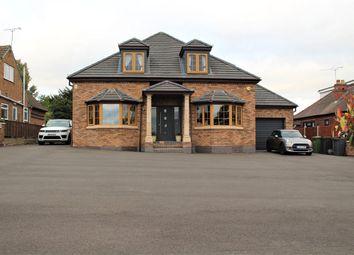 5 bed detached house for sale in Bedworth Road, Bulkington, Bedworth, Warwickshire CV12
