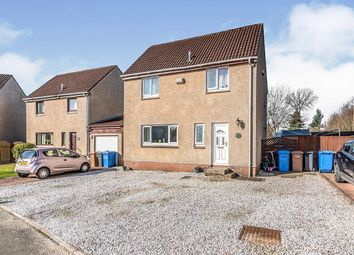 Thumbnail 3 bed detached house for sale in Bankton Park East, Livingston, West Lothian