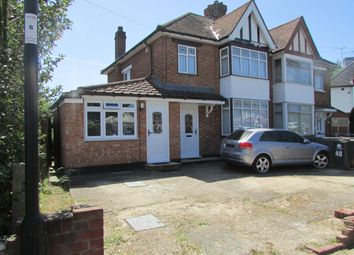 Thumbnail 3 bed semi-detached house for sale in Meadway, London