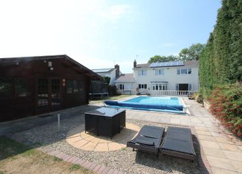 Thumbnail 4 bed detached house for sale in Llancadle, Barry