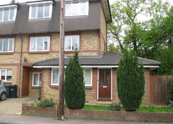 Thumbnail 3 bed town house to rent in Nutfield Road, Merstham