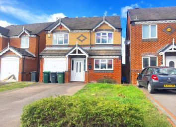 4 bed detached house for sale in Woodruff Way, Walsall, West Midlands WS5