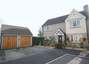 Thumbnail 4 bedroom detached house for sale in Blackthorn Way, Somerton