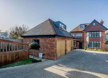 Shoreham Road, Otford, Sevenoaks TN14. 5 bed detached house for sale