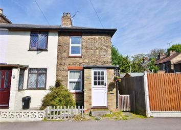 Thumbnail 2 bed end terrace house for sale in St Peters Road, Warley, Brentwood, Essex