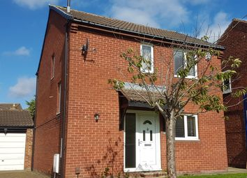Thumbnail 3 bed detached house for sale in Troon Close, Wolviston Court