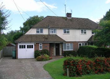 Thumbnail 2 bed semi-detached house for sale in Wannock Road, Polegate