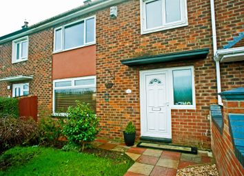 Thumbnail 3 bedroom terraced house for sale in Harpenden Walk, Middlesbrough