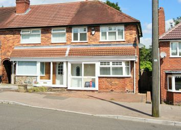Thumbnail 3 bedroom terraced house to rent in Tideswell Road, Great Barr
