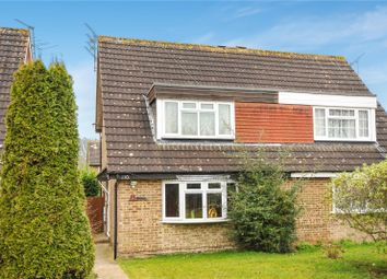 Thumbnail 3 bedroom semi-detached house for sale in Lillibrooke Crescent, Maidenhead, Berkshire