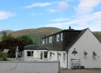 Thumbnail 4 bed detached house for sale in 6-7 Station Road, Garve, Highland