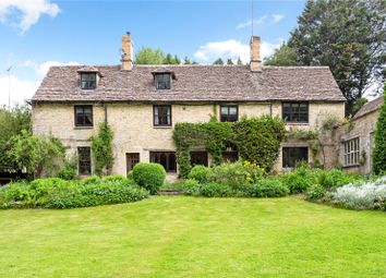 Thumbnail 5 bed detached house for sale in Fossebridge, Nr Northleach, Gloucestershire