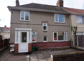 Thumbnail 3 bed end terrace house for sale in York Street, Doncaster