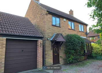 Thumbnail 4 bed detached house to rent in Inhams Way, Grafham, Huntingdon