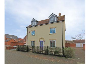 Thumbnail 5 bed detached house for sale in Hazledine Way, Bridgnorth