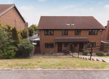 Thumbnail 3 bed semi-detached house for sale in Kirk Gardens, Walmer, Deal