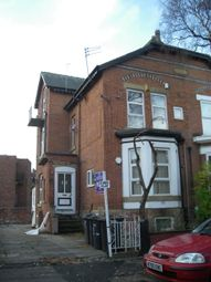 Thumbnail 1 bed flat to rent in Lorne Road, Manchester