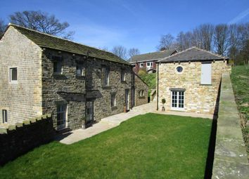 Thumbnail 4 bed barn conversion for sale in Milnrow Road, Shaw, Oldham