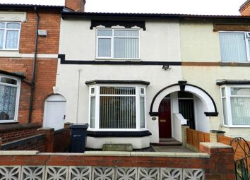 Thumbnail 3 bed terraced house to rent in Asquith Road, Birmingham