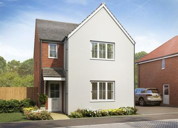 """The Hatfield"" at Dorman Avenue North, Aylesham, Canterbury CT3. 3 bed detached house for sale"