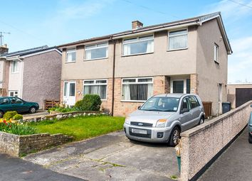 Thumbnail 3 bed semi-detached house for sale in Haws Avenue, Carnforth